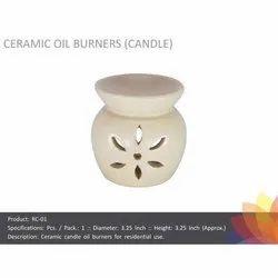 Ceramic Oil Diffuser - RC-01
