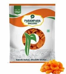 Parampara Organic Apricot (Jardaloo), Packaging Type: Pouch, Packaging Size: 50 g to 500 g