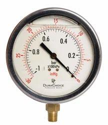 Vacuum Gauge , Vacuum Indicator Calibration