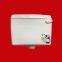 Seastar Single Flush Nova Toilet Plastic Flushing Cistern, Model Name/number: 105
