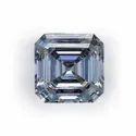 Top Quality Asscher Cut Moissanite Stone