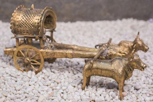 Astonishing Bell Metal Bullock Cart Manufacturer From Jaipur Beatyapartments Chair Design Images Beatyapartmentscom