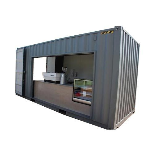 Shipping Container Bag Shop: Modular Shipping Container Shop At Rs 95000 /piece
