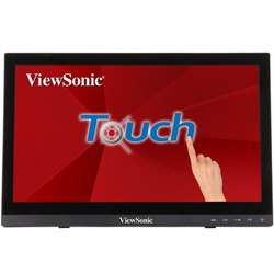 ViewSonic 15.6 TD1630-3 10- Point Multi Touch Display Monitor (16)