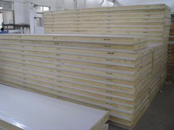PUF Sandwich Panel for Partition