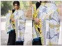 Pure Khadi Embroidered Shawl