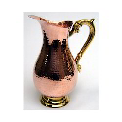 Copper Pitcher For Tableware