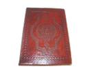 Celtic Embossed Handmade Leather Diary