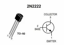P2N2222A Amplifier Transistor