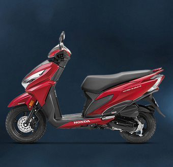 honda grazia scooter at rs 59046 piece honda activa scooter id