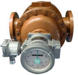Mechanical Heavy Oil Helical Flow Meter
