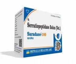 Serratiopeptidase Bolus (Vet)