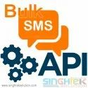 Text 24x7 Bulk Sms Api, Auto Reply Option: Optional, For Online Or Api