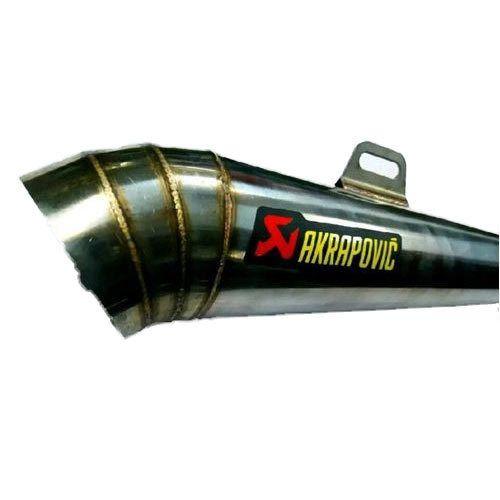 Akrapovic Cobra Stainless Steel Exhaust Silencer | ID