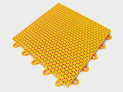 Interlocking PP Sports Tiles