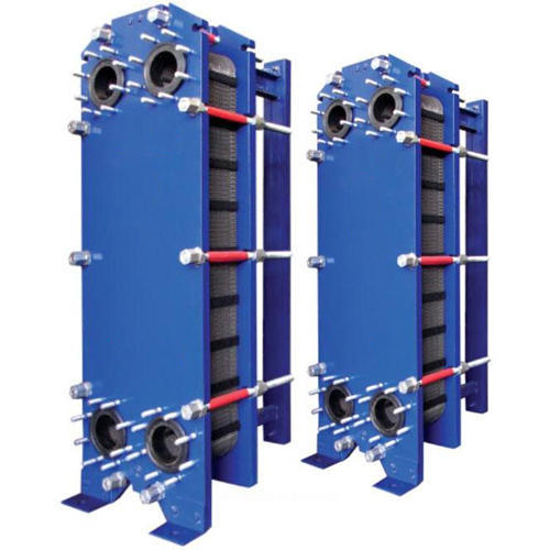 Plate Heat Exchanger at Rs 25000 /piece | Plate And Frame Heat ...