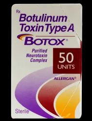 Botox 50Mg / 100Mg / 200Mg Injection