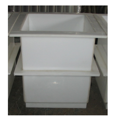 PVDF Chemical Tanks
