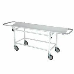 Mild Steel Hospital Stretcher