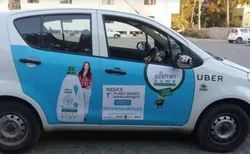 Monthly Car Advertising Service, in Pan India