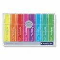 Staedtler Textsurfer Classic Highlighter Pen - Rainbow Color