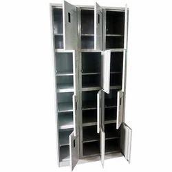 Mild Steel Compartment Low Locker