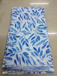 Poly Crepe Print Fabrics