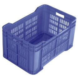 Plastic Fruits Storage Crates