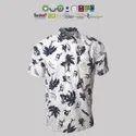 Fair Trade Organic Cotton Mens Half Sleeve Shirts
