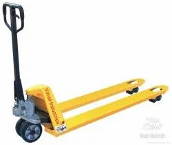 Hand Hydraulic Pallet Truck On Rent