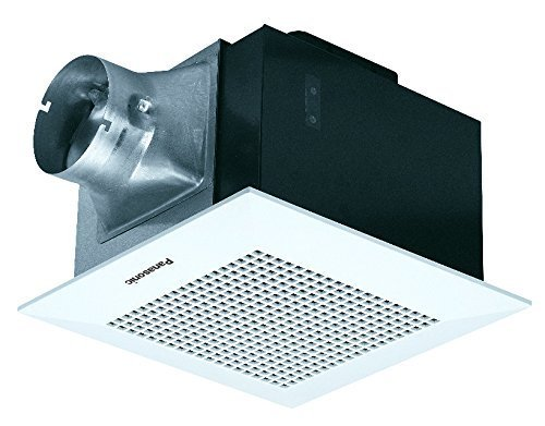 Panasonic Mix Fv-24cu7 148mm Ceiling Mount Ventilation Fan (white), Warranty: 2 Year