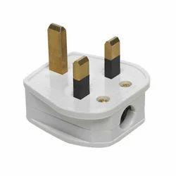 3 Pin UK Type Plugs