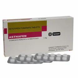 Ketotifen Asthafen Tablets