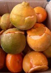 Real Orange Fruit Ice Cream