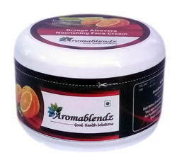 Aromablendz Orange And Aloevera Face Cream
