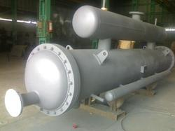 Shell And Tube Heat Exchanger for Refrigeration HVAC Plant