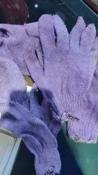 Recycled Knitting Hand Gloves