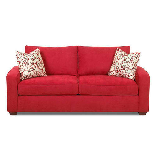 2 Seater Red Sofa at Rs 30000 /piece | Two Seater Sofa | ID: 18898481312