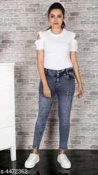 Blue Women Jeans