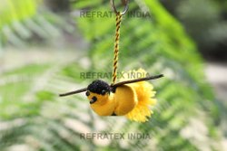 Bird Craft Pom Pom Toy