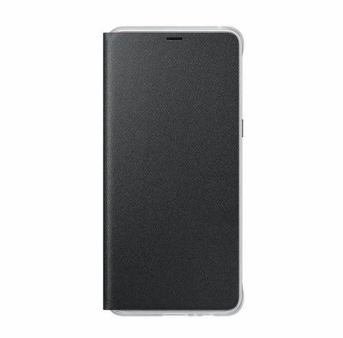 official photos 3b245 7d61b Black Samsung Galaxy A8 (2018) Neon Flip Cover   ID: 20145398897