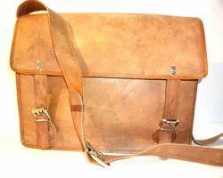 Leather Classic Executive Laptop Bag