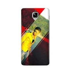 HTC Personalized Sublimation Printed PVC Mobile Back Cover Case