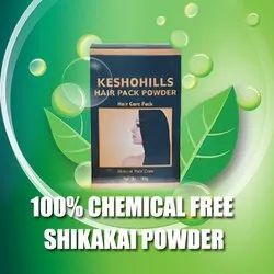 Herbal Hills Ayurvedic Shikakai Powder 100gm for Healthy & Shiny Hair, Packaging Type: Pet Bottle, Packaging Size: 100 Gms