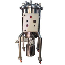 BE SS Bottom Entry 100 Liters Mixing Vessel