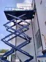 Hydraulic Car Scissor Stationary Lift