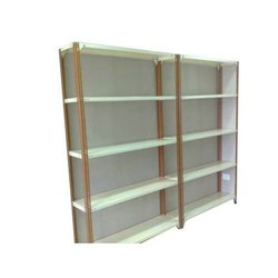 MS Slotted Angle Storage Rack