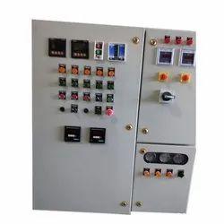 Fire Brigade Electrical Power Control Panel Box Fabrication