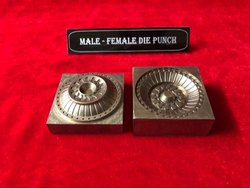 Male Female Die Punch