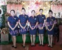 Blue Catering Uniform, Size: 30 To 44
